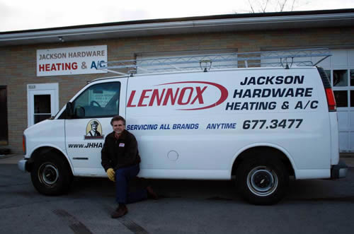 Heating and cooling repair Jackson WI