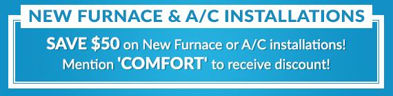 HVAC Installations Jackson