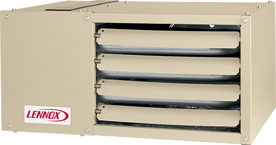 LF25 Lennox garage heater